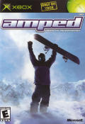 Amped: Freestyle Snowboarding Xbox Front Cover