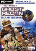 Tom Clancy's Ghost Recon (Gold Edition) Windows Other Island Thunder - Keep Case - Front
