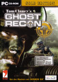 Tom Clancy's Ghost Recon (Gold Edition) Windows Other Ghost Recon Gold - Keep Case - Front