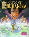 Curse of Enchantia Amiga Front Cover