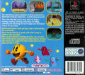 Pac-Man World PlayStation Back Cover