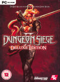 Dungeon Siege II (Deluxe Edition) Windows Front Cover