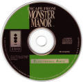 Escape from Monster Manor 3DO Media