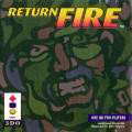 Return Fire 3DO Front Cover