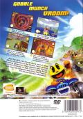 Pac-Man World Rally PlayStation 2 Back Cover