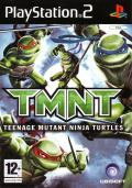 TMNT PlayStation 2 Front Cover
