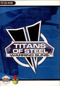 Titans of Steel: Warring Suns Windows Front Cover