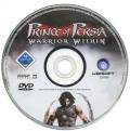 Prince of Persia Trilogy Windows Media Warrior Within Disc