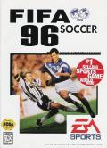 FIFA Soccer 96 Genesis Front Cover