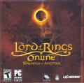 The Lord of the Rings Online: Shadows of Angmar Windows Other DVD Booklet - Front Cover