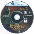 The Lord of the Rings Online: Shadows of Angmar Windows Media Disc 1