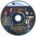The Lord of the Rings Online: Shadows of Angmar Windows Media Disc 2