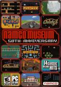Namco Museum 50th Anniversary Windows Front Cover
