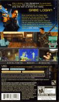 Syphon Filter: Dark Mirror PSP Back Cover