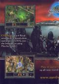 Age of Wonders: Shadow Magic Windows Inside Cover Left