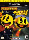 Pac-Man Vs./Pac-Man World 2 GameCube Front Cover