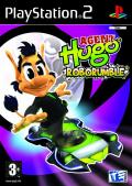 Agent Hugo: RoboRumble PlayStation 2 Front Cover