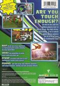Sega Soccer Slam Xbox Back Cover