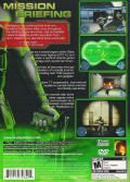 Syphon Filter: The Omega Strain PlayStation 2 Back Cover