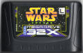Star Wars Arcade SEGA 32X Media