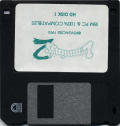 Lemmings 2: The Tribes DOS Media Disk 1 of 2