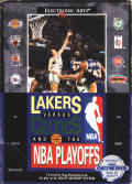 Lakers versus Celtics and the NBA Playoffs Genesis Front Cover