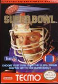 Tecmo Super Bowl NES Front Cover