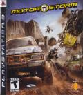 MotorStorm PlayStation 3 Front Cover