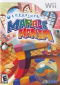 Kororinpa: Marble Mania Wii Front Cover