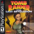 Tomb Raider: The Last Revelation PlayStation Front Cover