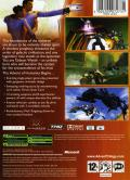 Advent Rising Xbox Back Cover