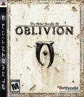 The Elder Scrolls IV: Oblivion PlayStation 3 Front Cover