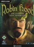 Robin Hood: The Legend of Sherwood Linux Front Cover