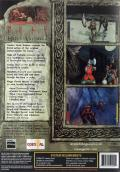 Rune: Halls of Valhalla Linux Back Cover