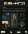 Soldier of Fortune Linux Back Cover