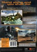 Tribes 2 Linux Back Cover