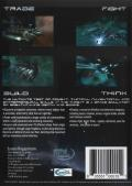X²: The Threat Linux Back Cover