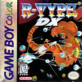 R-Type DX Game Boy Color Front Cover