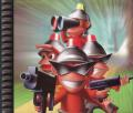 Ape Escape PlayStation Inside Cover