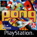 Pong: The Next Level PlayStation Front Cover