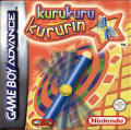 Kuru Kuru Kururin Game Boy Advance Front Cover
