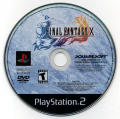 Final Fantasy X PlayStation 2 Media