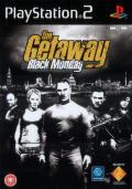 The Getaway: Black Monday PlayStation 2 Front Cover