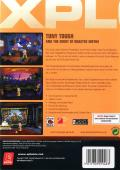 Tony Tough and the Night of Roasted Moths Windows Back Cover