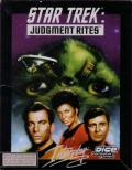Star Trek: Judgment Rites DOS Front Cover