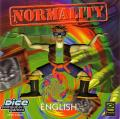Normality DOS Other Jewel Case - Front
