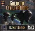 Galactic Civilizations: Deluxe Edition Windows Front Cover