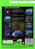 Need for Speed III: Hot Pursuit Windows Back Cover