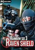 Tom Clancy's Rainbow Six 3: Raven Shield Windows Front Cover