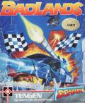 Badlands Atari ST Front Cover